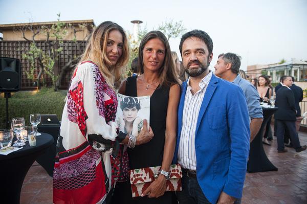 Laura Pastesini, Veronica Sgaravatti, Andrea Caracciolo