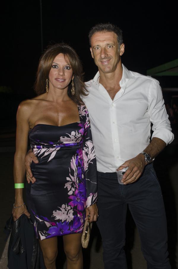 Stefania e Michele Belli