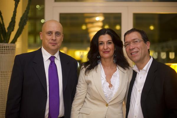 Stefano Cocchi, Donatella Stivoli, Valerio Verdiani