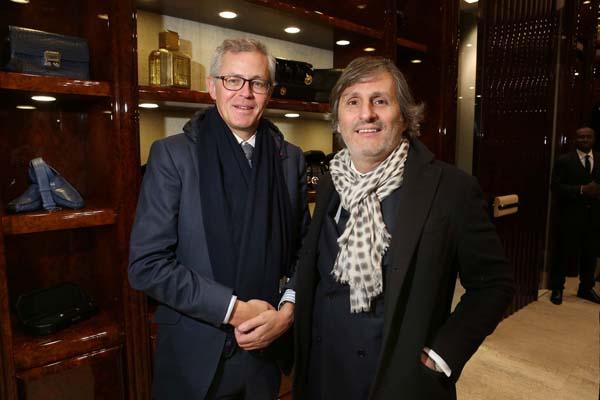 Thirry Le Guenic, Pippo Chiarelli