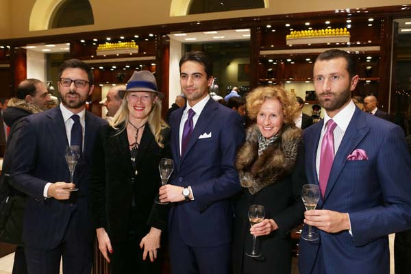 PRESSPHOTO Firenze  Pitti Uomo, Stefano Ricci: Marco Mori/New Press Photo