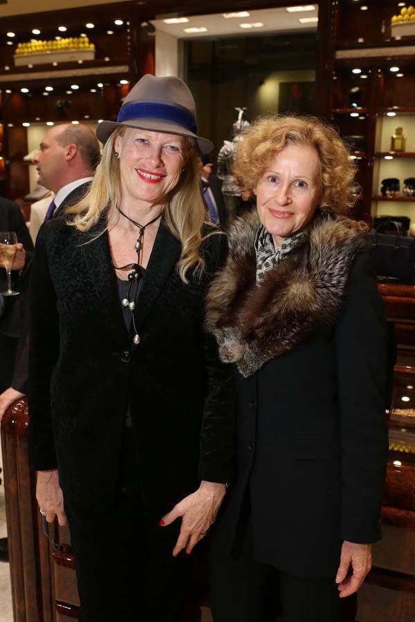 Benigna Mallebrein e Susanne Schaller di Rundschau Verlag