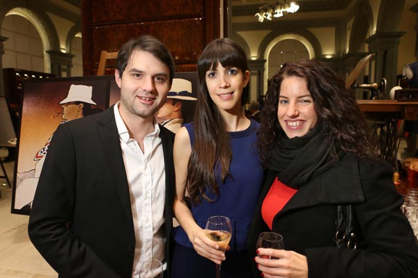 Giordano Pii, Stefanie De Keersmaeger, Vanessa Schwake