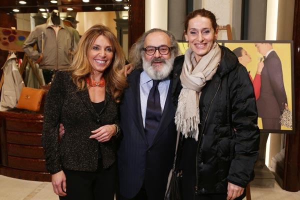 Federica Rotondo, Stefano Ricci, Cristina Scaletti