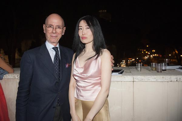 Raffaele Fabretti, Sun-Yi