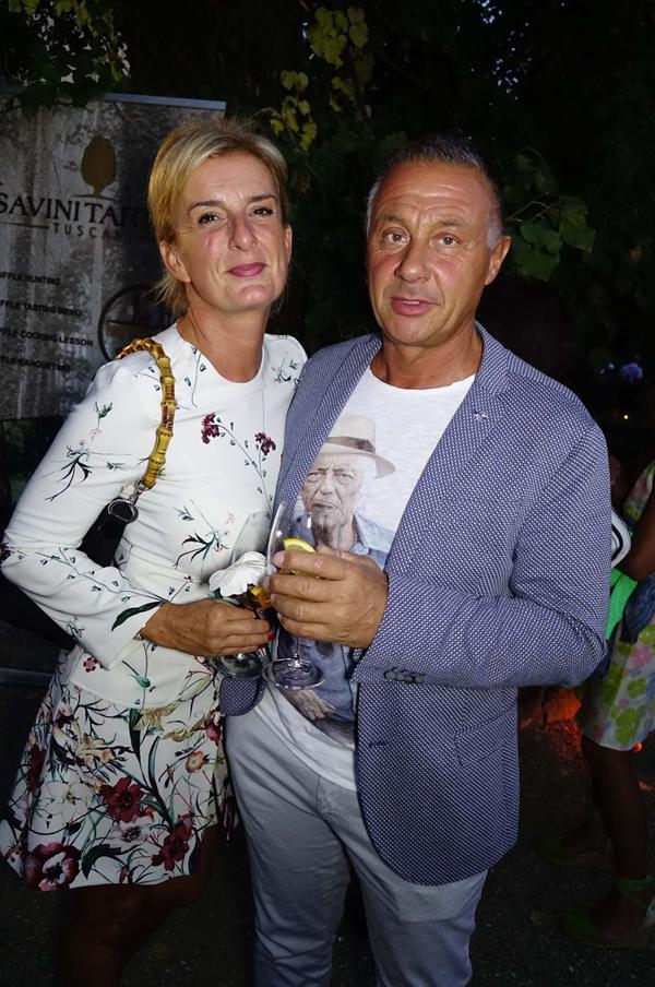Andrea Moretti, Lorella Poli