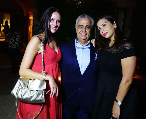 Sabrina Belli, Claudio Brambilla, Giulia Turrino