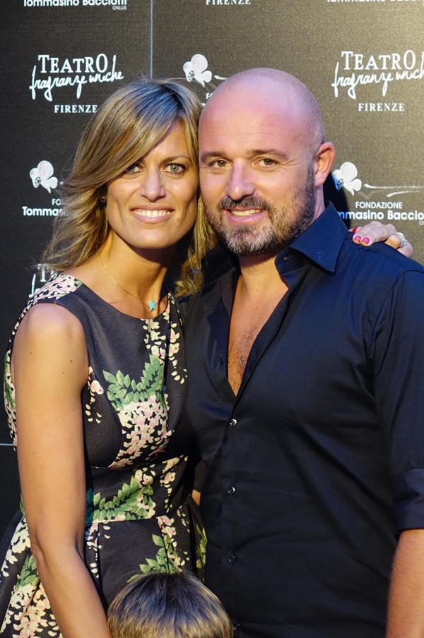 Gaia Caiani, Daniele Amerini
