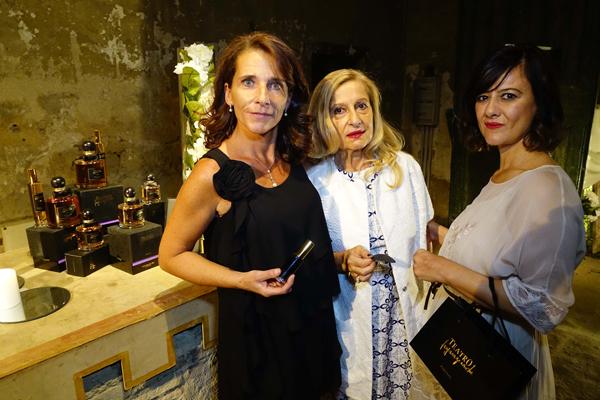 Silvia Papi, Anna Batuzzi, Laura Innocenti