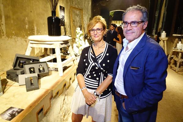 Anna and Alberto Intini