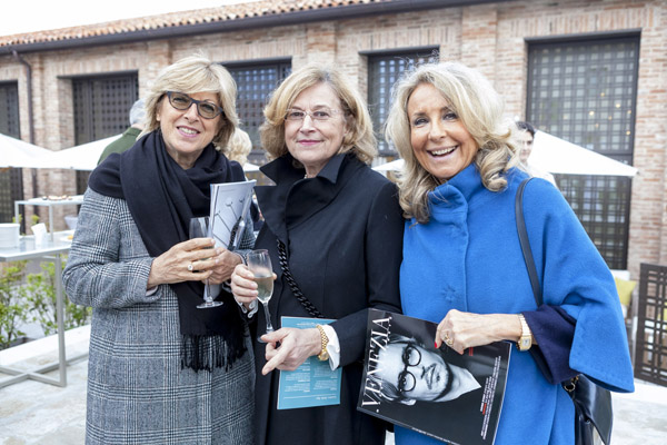 Tilly Perale, Cristina Bottacin, Giuliana Poggi