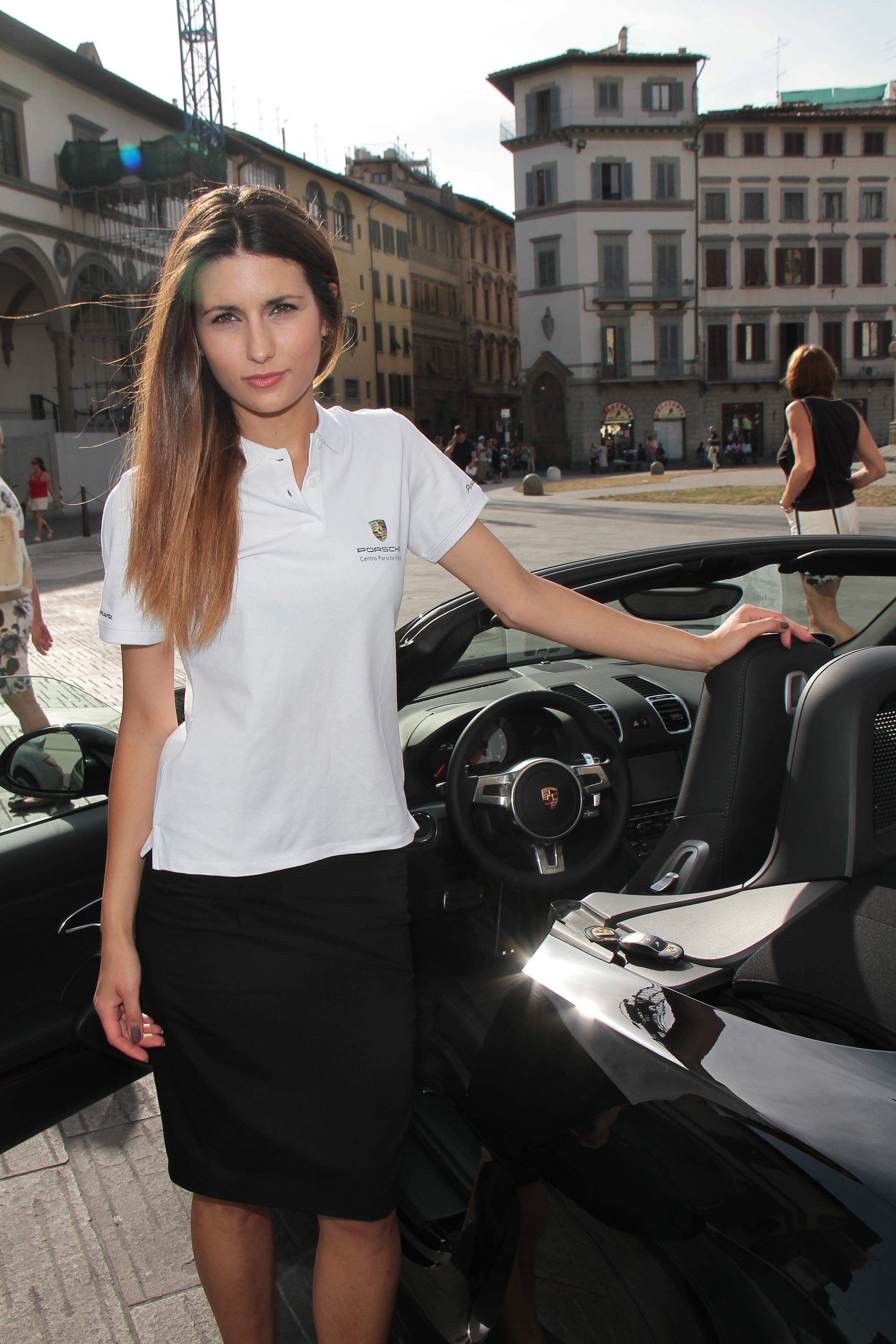PRESSPHOTO Firenze, JK Place, Toscana Sommelier. Nella foto Porsche giuseppe cabras/new press photo
