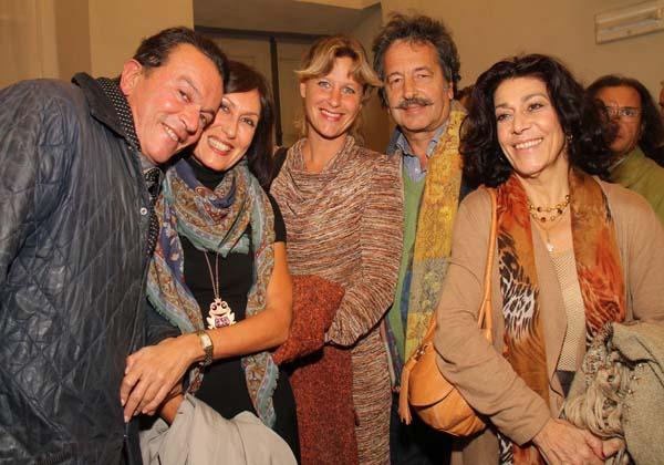 Domenico Savino, Rossella Sacco, Julia Markert, Gianni Santi, Khoji Hhosropana