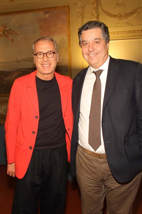 Lorenzo Marini, Gianni Salvadori