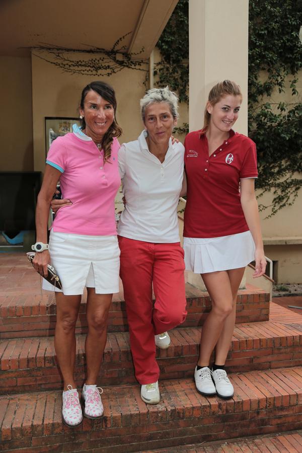 Paola Biasin, Giovanna Nicoletti, Francesca Paoletti