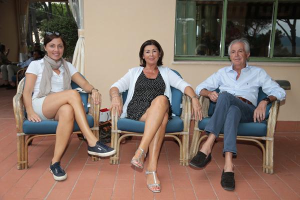 Laura Nozzoli, Patrizia, Paolo Coveri