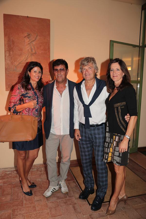 Beatrice Pianigiani, Marta Berti, Dino Zamerri, Giancarlo Antognoni