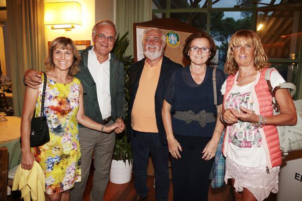 Rossella Mallardi, Massimo Verdina, Roberto Roncucci, Maria Paola Checchi, Sandra Spighi