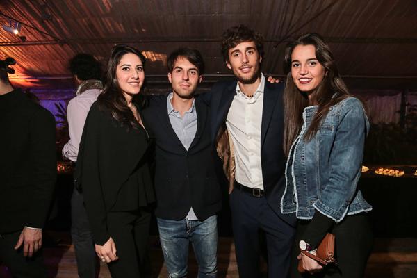 Benedetta Lastri, Gianmarco Fiumalbi, Jacopo e Giulia Peragnoli