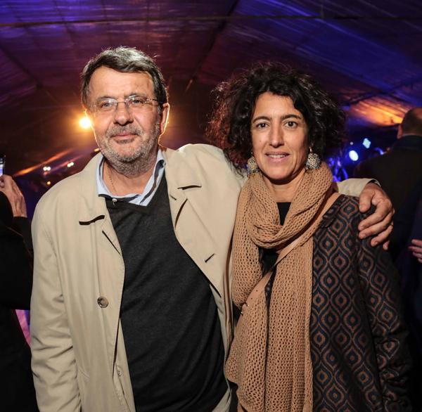 Marco e Gloria Paolini