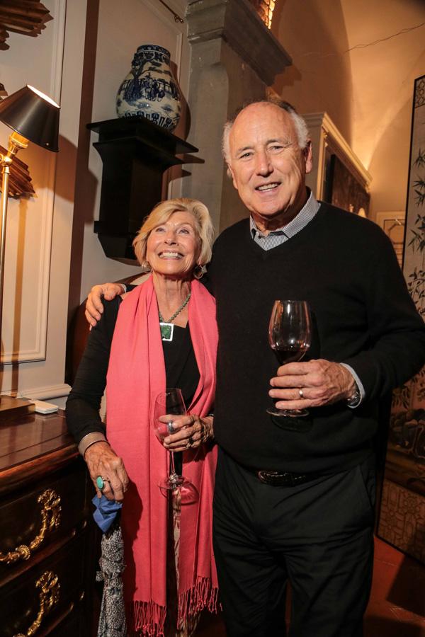 Mac Hruska e Gaile Cocke