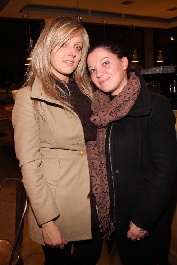 Simona Runfola e Oriana Signorello
