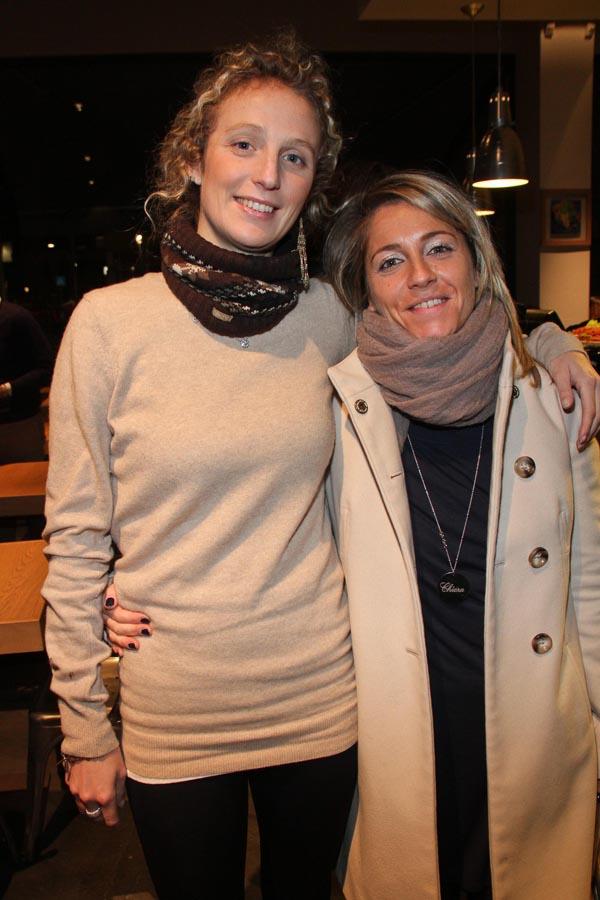 Giuditta Marchi, Chiara Broletti