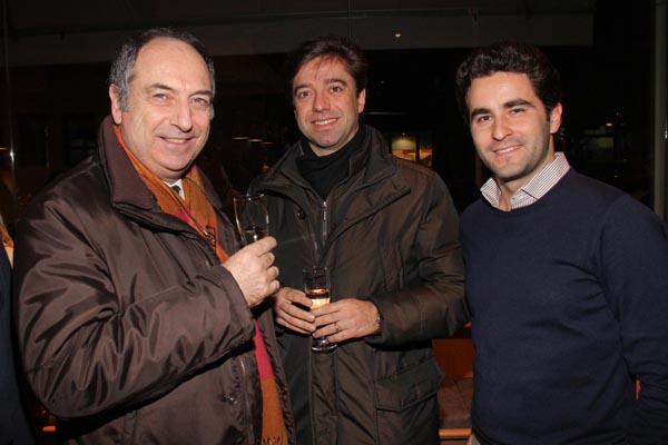Jacopo Zanni, Luigi Fici, Lapo Baroncelli