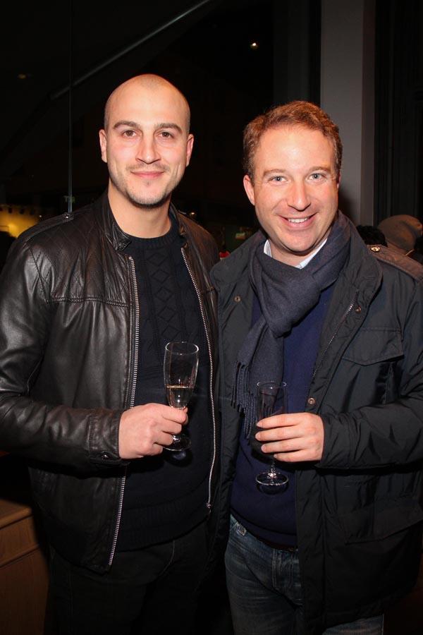 Filippo Marchi, Mark Hunt