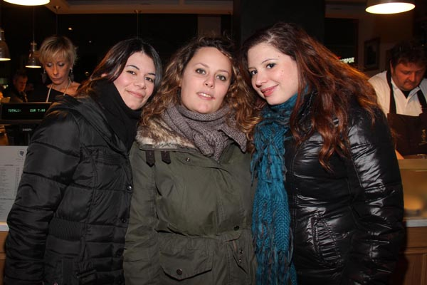 Irene Butera, Elisa Chiarelli, Alessia Mei