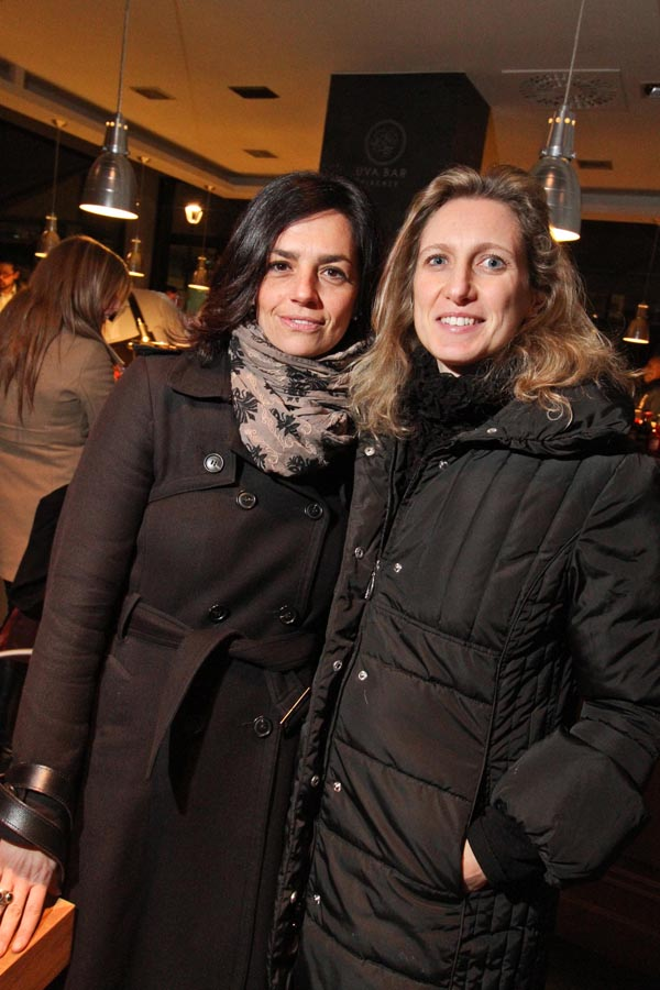 Serena Sterri, Claudia Bruschini