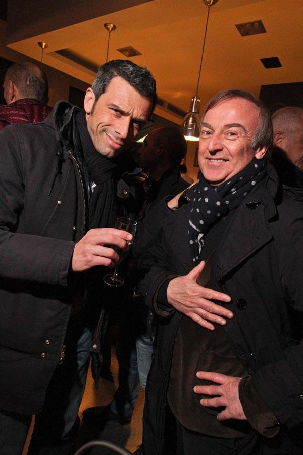 Stefano Bosia, Leonardo Tozzi
