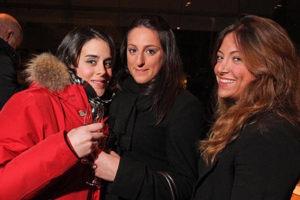 Valentina Rossi, Giulia Cencetti, Francesca Banici