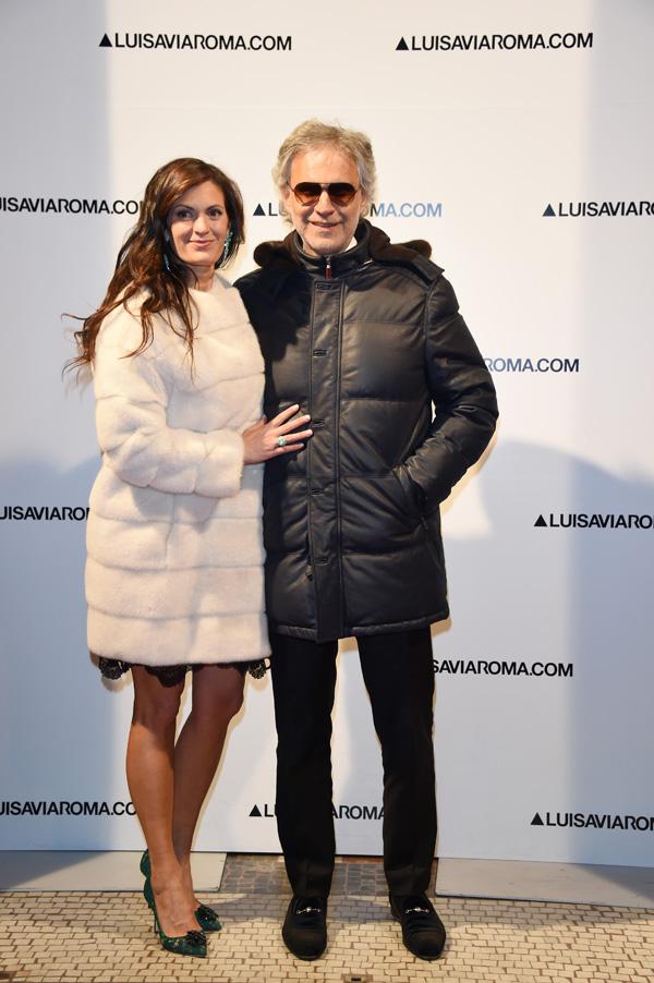 Veronica & Andrea Bocelli