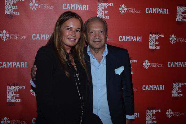 Eva Cavalli, Ermanno Scervino