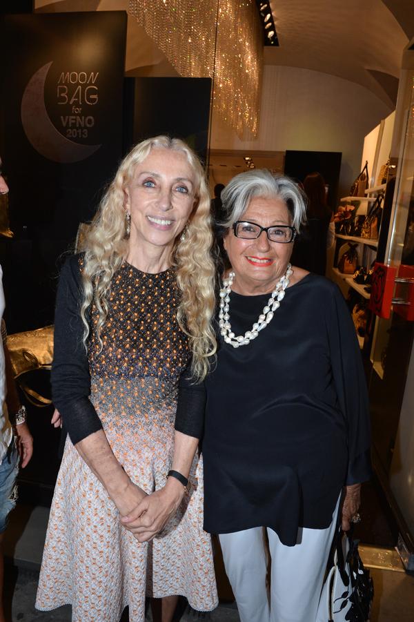 Franca Sozzani, Carla Braccialini
