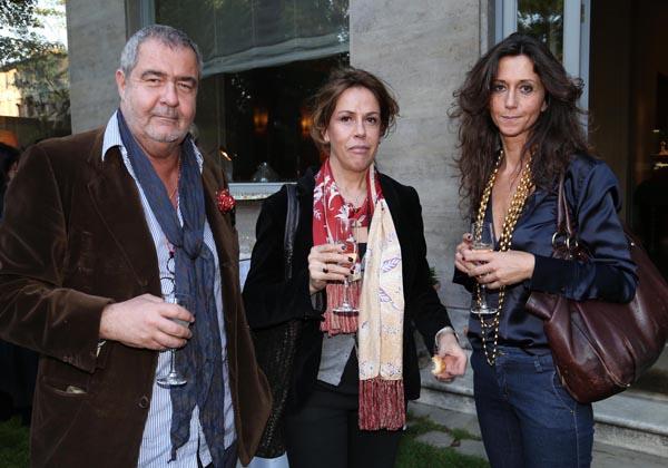 Massimo Tommaso Mazza, Paola Pugliese, Simona Chiessi