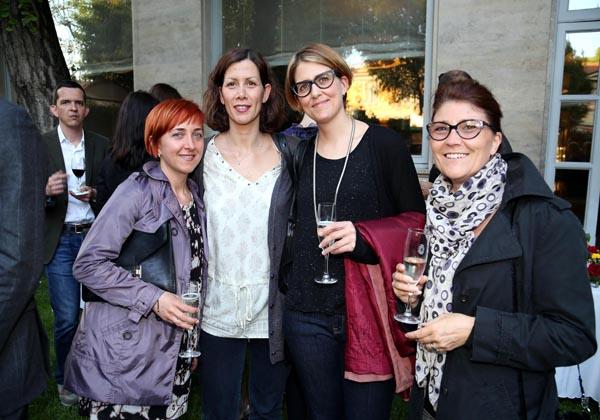 Margherita Chiti, Valentina Guidi, Silvia Forni, Barbara Boscaglia