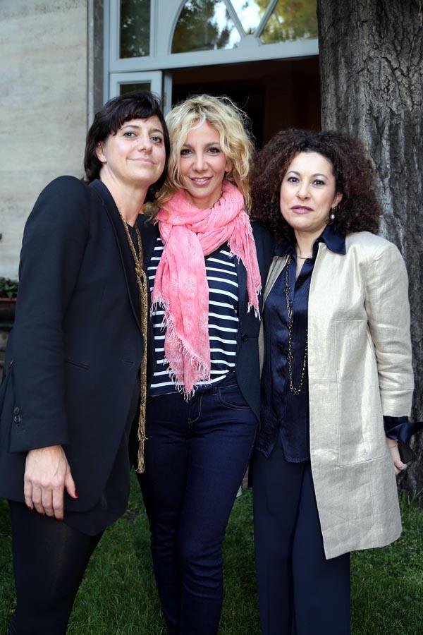 Geraldine Naldini, Ilaria Ulivelli, Federica Damiani