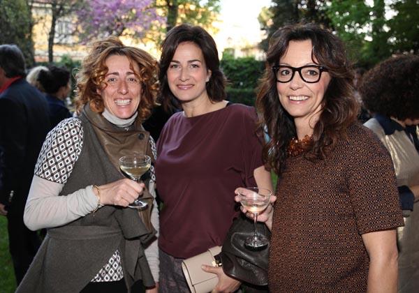 Elisabetta Pandolfini, Paola Sanna, Cristina Bacarelli