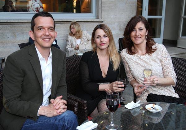 Giuseppe Spacocci, Elisa Grisolaghi, Paola Pianigiani