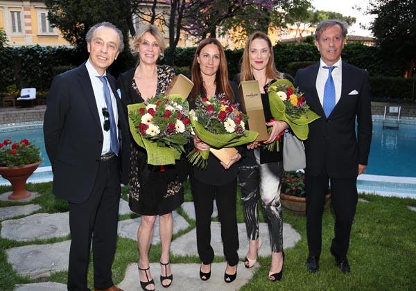 Margherita Buy, Maria Sole Tognazzi, Fabrizia Sacchi