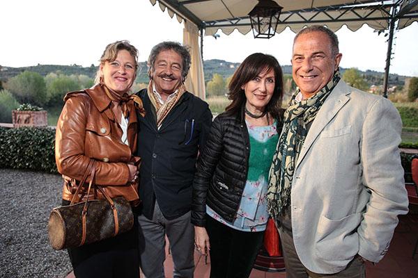 Julia Markert, Gianni Santi, Rosella Sacco, Alessandro Grassi