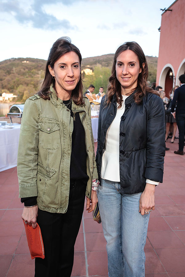 Ludovica and Ginevra Fagioli