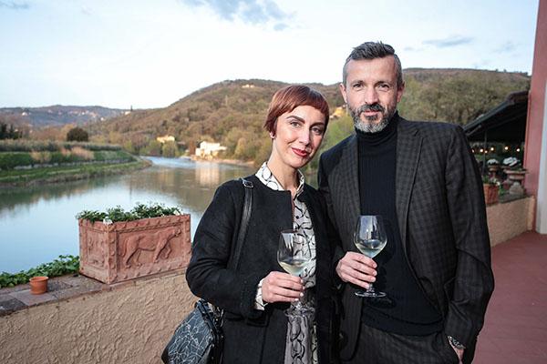Gabriella Buccino, Rino Cappelletti
