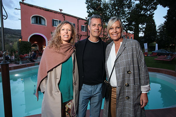 Angela Eliantonio, Jacopo and SusanMariani
