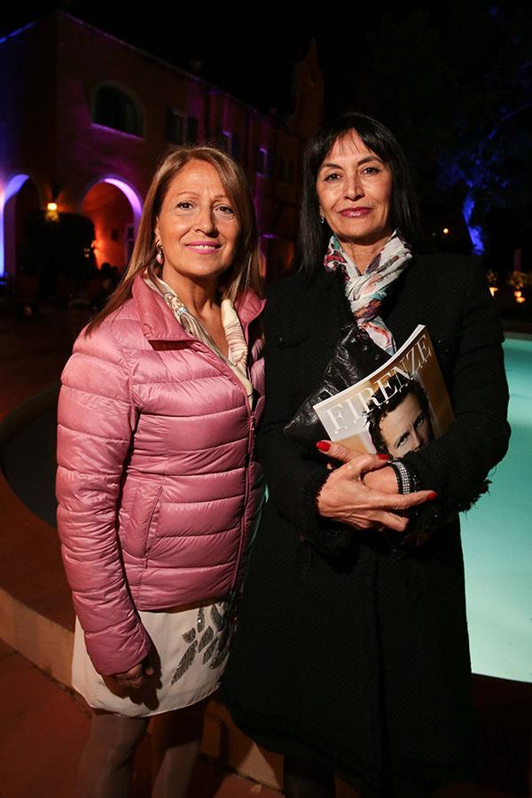 Patrizia Panaro, Stefania D'Angelo