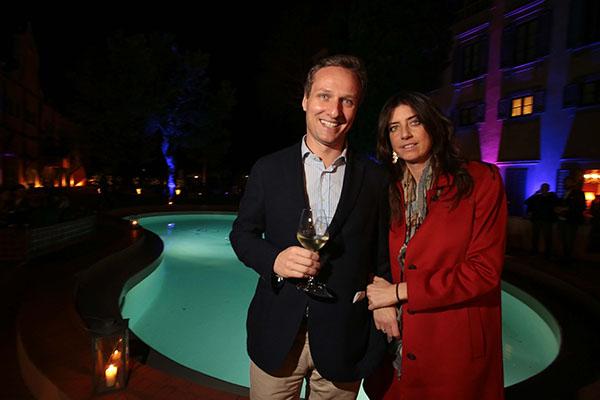Michele Soldati, Chiara Nencini