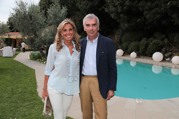 Luca e Ornella Pontel