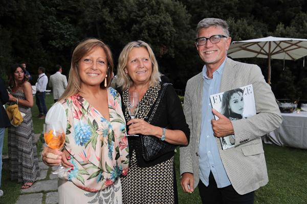 Patrizia Panaro, Daniela e Stefano Mingaia